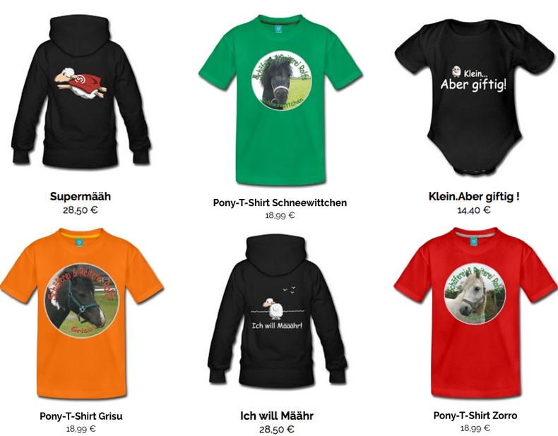 Schäferei Rolfs - T-Shirt Shop