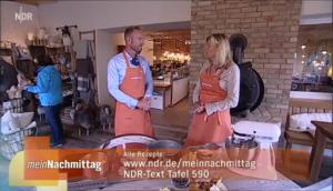 Schäferei Rolfs in NDR-MeinNachmittag am 30.09.2016