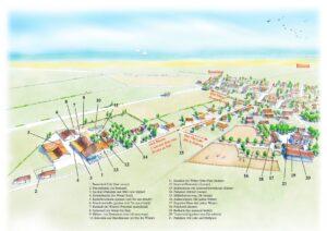 Schäferei-Rolfs Lageplan